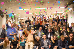 Crowdfundingcampagne voor de Nudge Shop over de 100%!